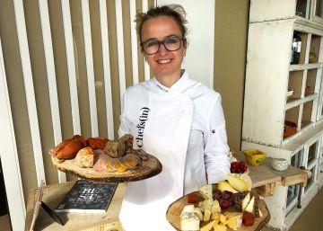 Del desayuno al brunch, la apoteosis gastronómica de Marga Coll