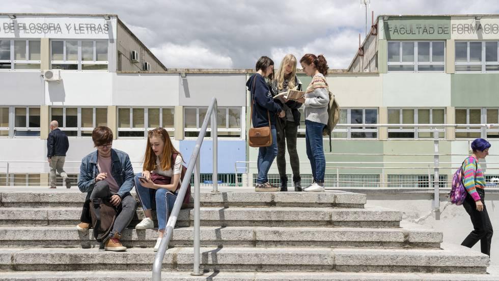 Reportaje Universidad Autónoma De Madrid Medio Siglo De Un País El País Semanal