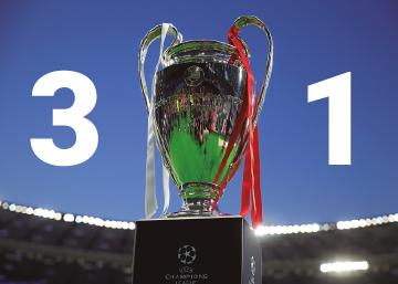 El Real Madrid gana su decimotercera Copa de Europa