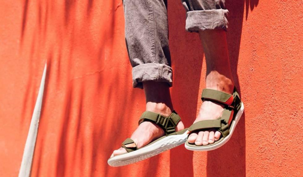 Sandalias camper cuero | Mejor Precio de 2019