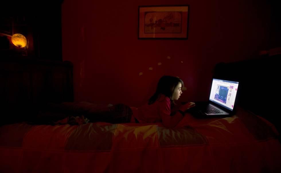 Una Nina De 9 Anos En Rehabilitacion Por Su Adiccion Al Videojuego