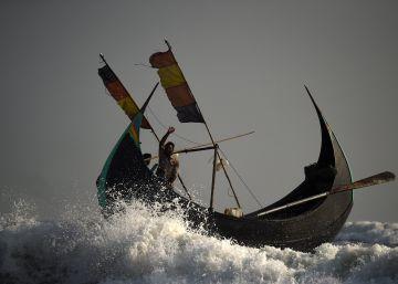 Las industria pesquera, una oportunidad para los rohingya