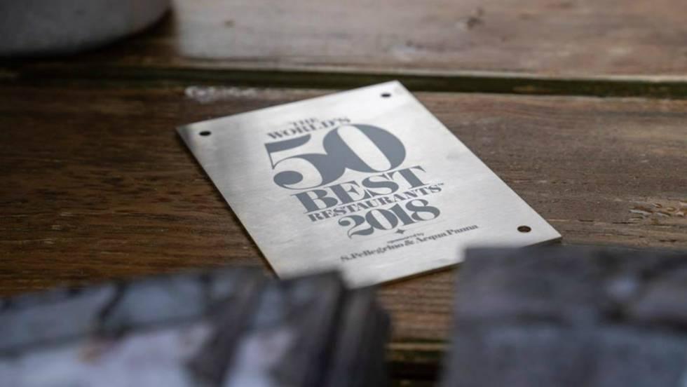La lista completa de los mejores restaurantes del mundo de 2018 según 50  Best Restaurants e0ade6cfddf7