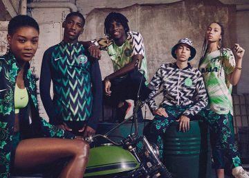 ¿Por qué no paras de ver la camiseta de Nigeria en la calle?