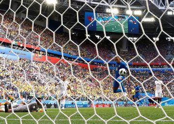 Resumen de los goles del Mundial de fútbol, en imágenes | 22 de Junio