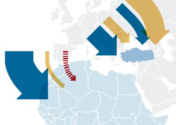 Ayudas europeas para África y Turquía