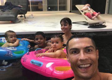 El legado de Cristiano Ronaldo en España: nueve años en fotos