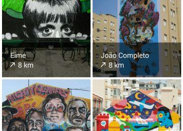 Cinco aplicaciones únicas para andar por Lisboa