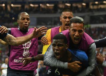 Elogio a la diversidad de la selección de Francia