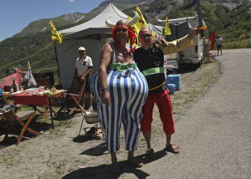 Los mejores disfraces del Tour de Francia, en imágenes