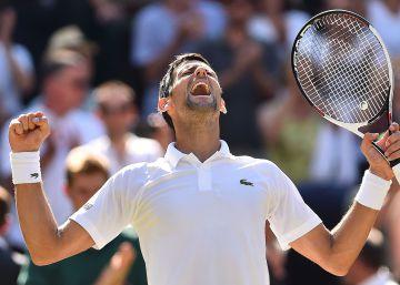Djokovic, un resurgir forjado fuera y dentro de las pistas