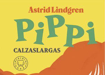 Lectura ICON recomendada: 'Pippi Calzaslargas', de Astrid Lindgren