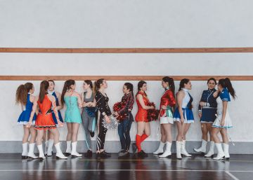 Majorettes: un ejército de bailarinas feministas
