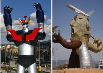 Las estatuas más extrañas de España (y sus historias)