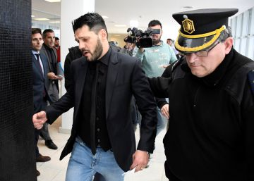 El hermano de Messi, condenado a dos años y seis meses de prisión