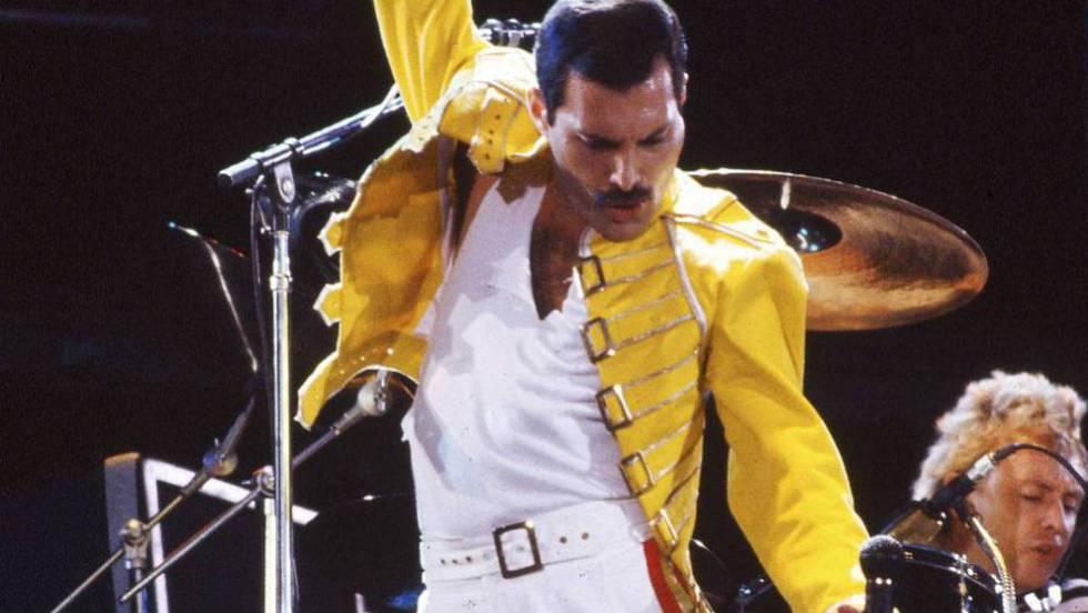 buy online 9f738 dcf50 En este vídeo de apenas dos minutos Freddie Mercury paró el mundo   ICON    EL PAÍS