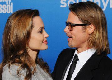 Angelina Jolie y Brad Pitt se reúnen por primera vez en secreto