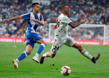 Real Madrid-Espanyol, La Liga Santander en imágenes