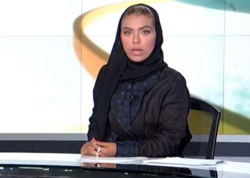 Un rostro femenino para el principal telediario de Arabia Saudí