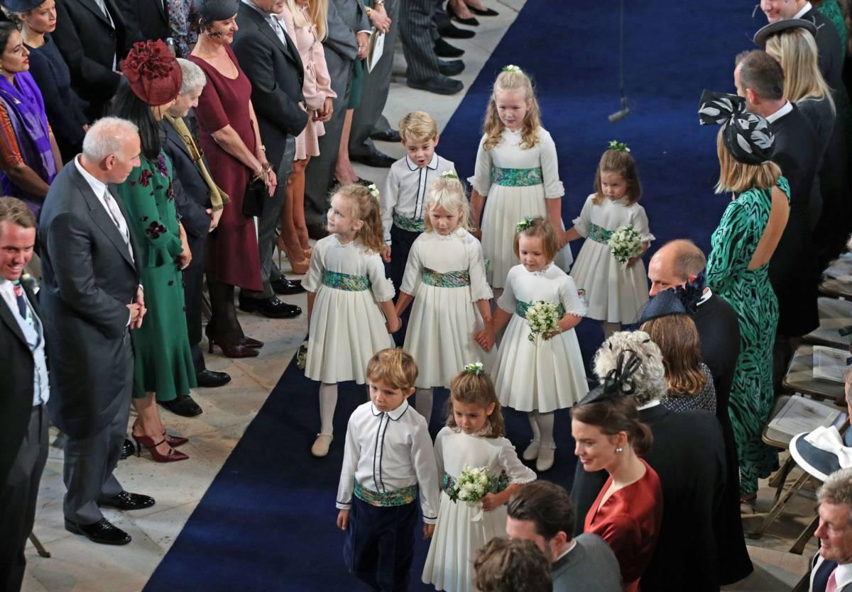 8939b76156 Nueve detalles pequeños pero importantes de la boda de Eugenia de York