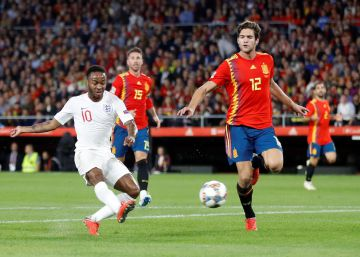 España - Inglaterra, la Liga de las Naciones en imágenes