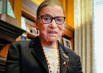 Una juez de 85 años, icono de feminismo