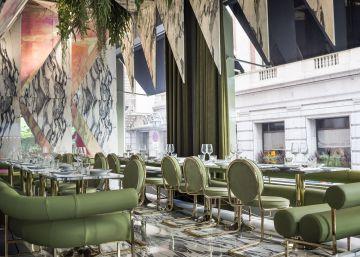 El restaurante mejor diseñado de Europa está en Madrid y lleva cuatro meses cerrado