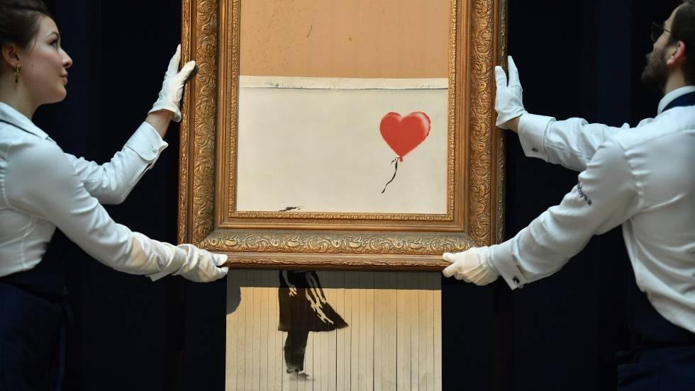 Arte Banksy Diferencia Indiferente Opinión El País