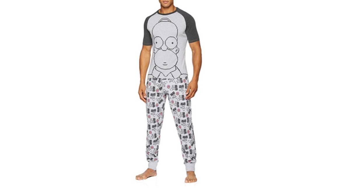 The Simpsons pantalones del pijama para Hombre Los Simpsons