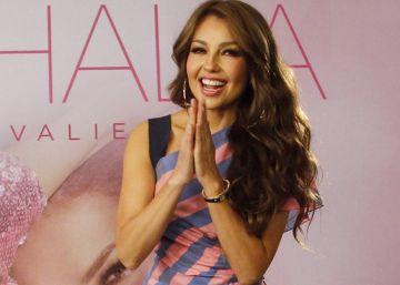 El millonario chiste de Thalía
