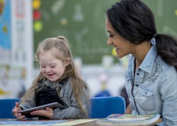 Por qué no segrego a mi hija al llevarla a un centro de Educación Especial