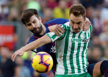 Barcelona - Betis, LaLiga Santander en imágenes