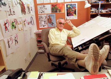 Muere Stan Lee, repasamos su vida en imágenes