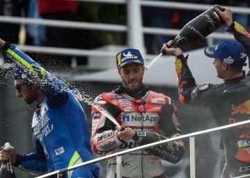 MotoGP de Valencia, en imágenes