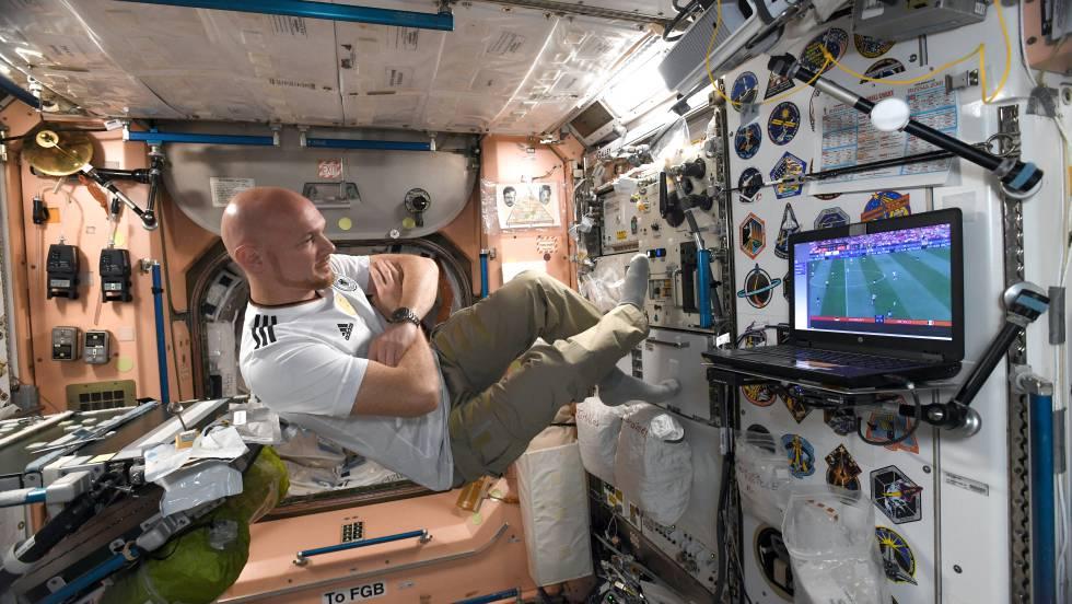 Estación Espacial Internacional: El mayor experimento humano en el espacio cumple  20 años | Ciencia | EL PAÍS