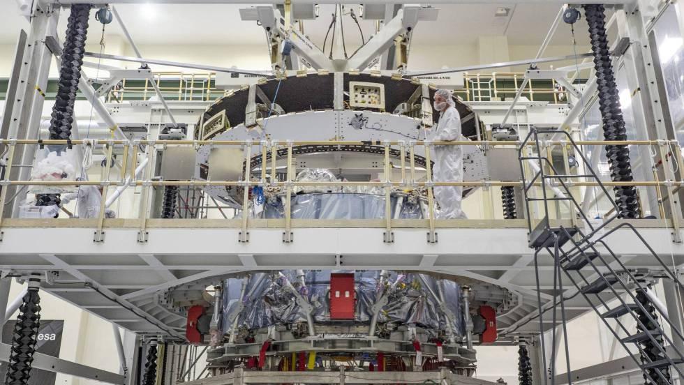 hot sale online 76cb3 f06e7 Nace  Orion , la nave para llevar astronautas más allá de la Luna   Ciencia    EL PAÍS