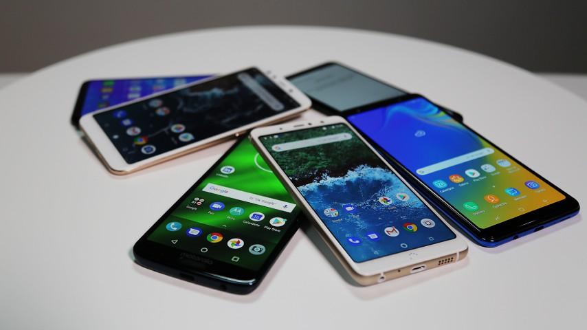 Los mejores móviles en relación calidad-precio de 2018  d64cf03b28b6d