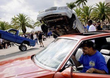 El fotógrafo que retrata la singular relación de los americanos con su coche