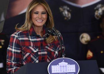 """Melania Trump niega que haya problemas en su matrimonio: """"Son chismes"""""""