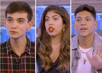 Los concursantes de 'OT 2018' hablan sobre la polémica del reparto de temas para Eurovisión