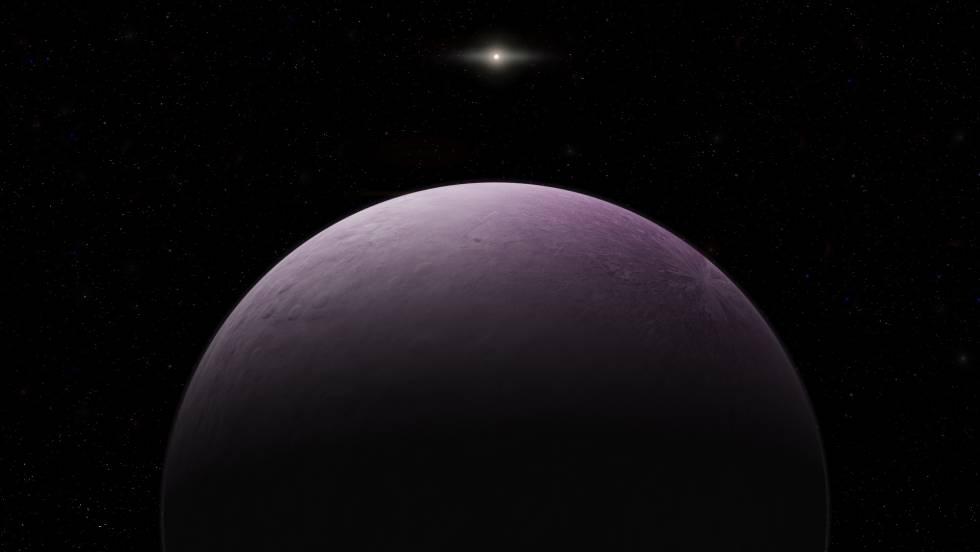 Farout: Descubierto el planeta más lejano dentro del sistema ...