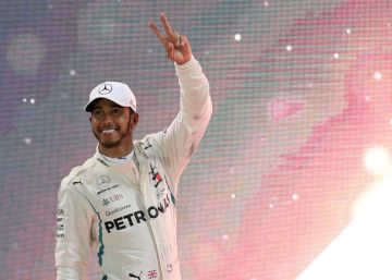 Lewis Hamilton, obligado a disculparse por afirmar que se crió en un barrio marginal