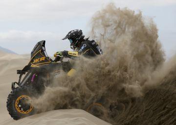 Las mejores imágenes del Dakar 2019