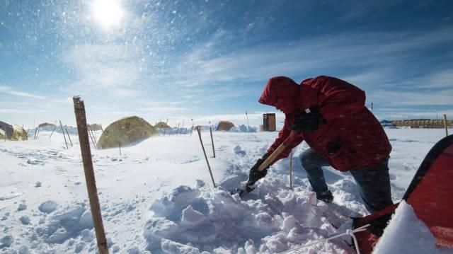 Hallada vida en un lago aislado bajo el hielo de la Antártida durante 100.000 años