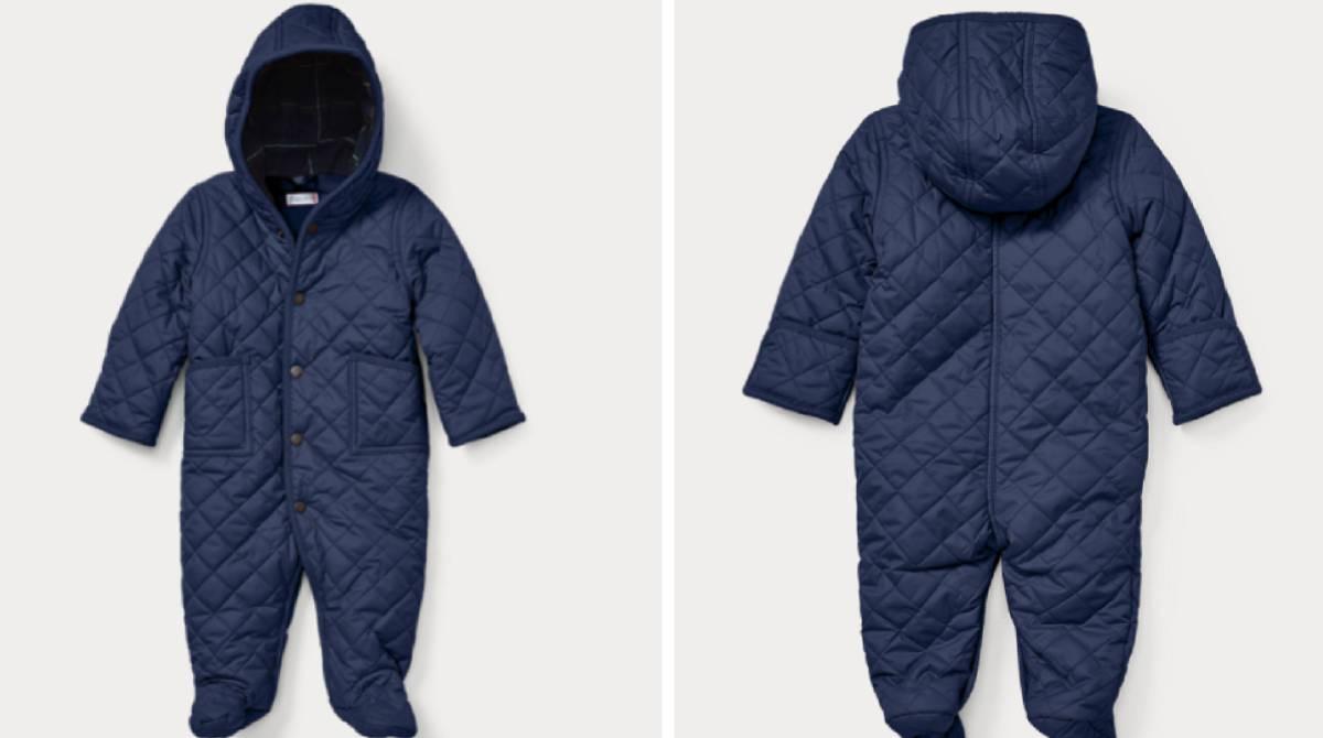 d93241565dd Rebajas 2019  las mejores ofertas en ropa de abrigo para bebés y niños