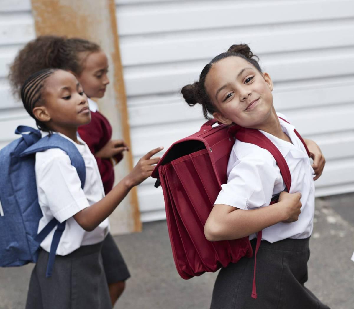 Hay 130 millones de niñas entre 6 y 17 años fuera de la escuela