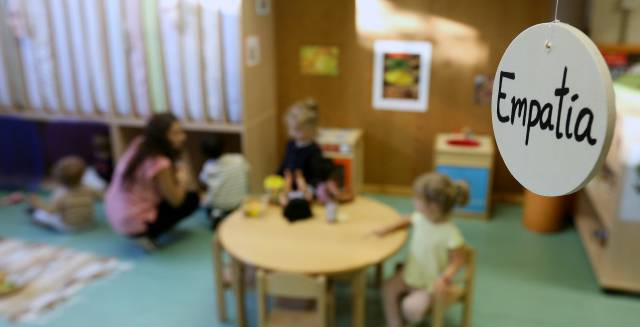 Madrid to introduce free public daycare from 2019
