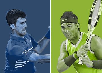 Djokovic y Nadal, frente a frente
