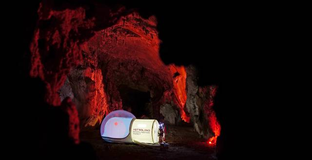 Want to experience life on Mars? Head for northern Spain