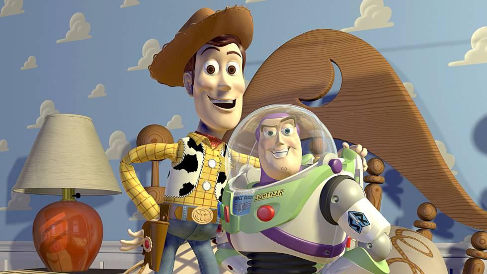 Tom Hanks y Tim Allen se despiden de sus personajes en  Toy Story ... 03cb96f598e